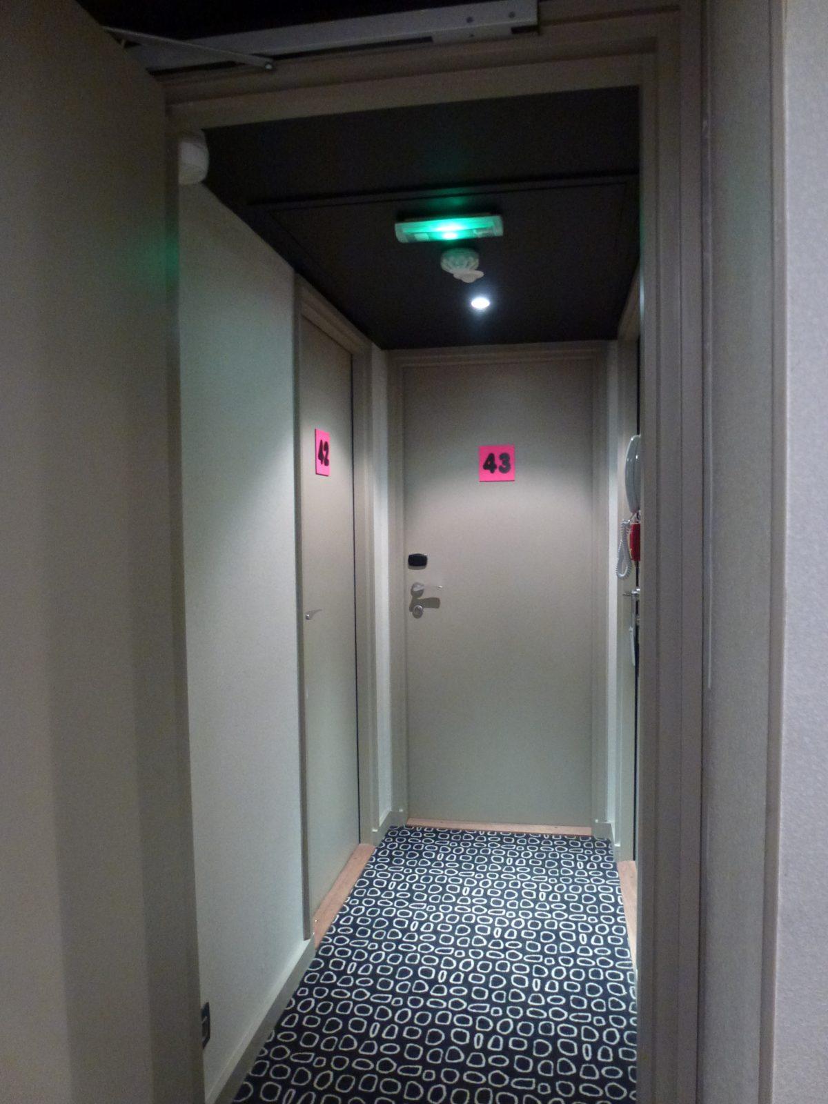 Paris hotel georgette