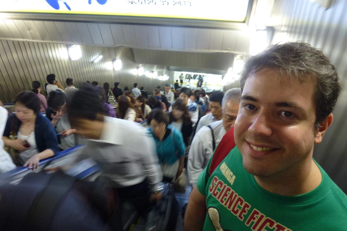Metro japan