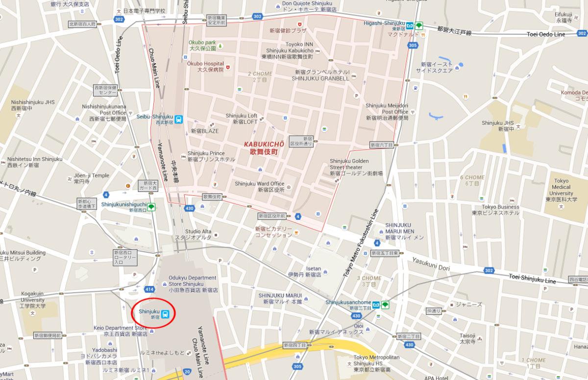 mapa-kabukicho