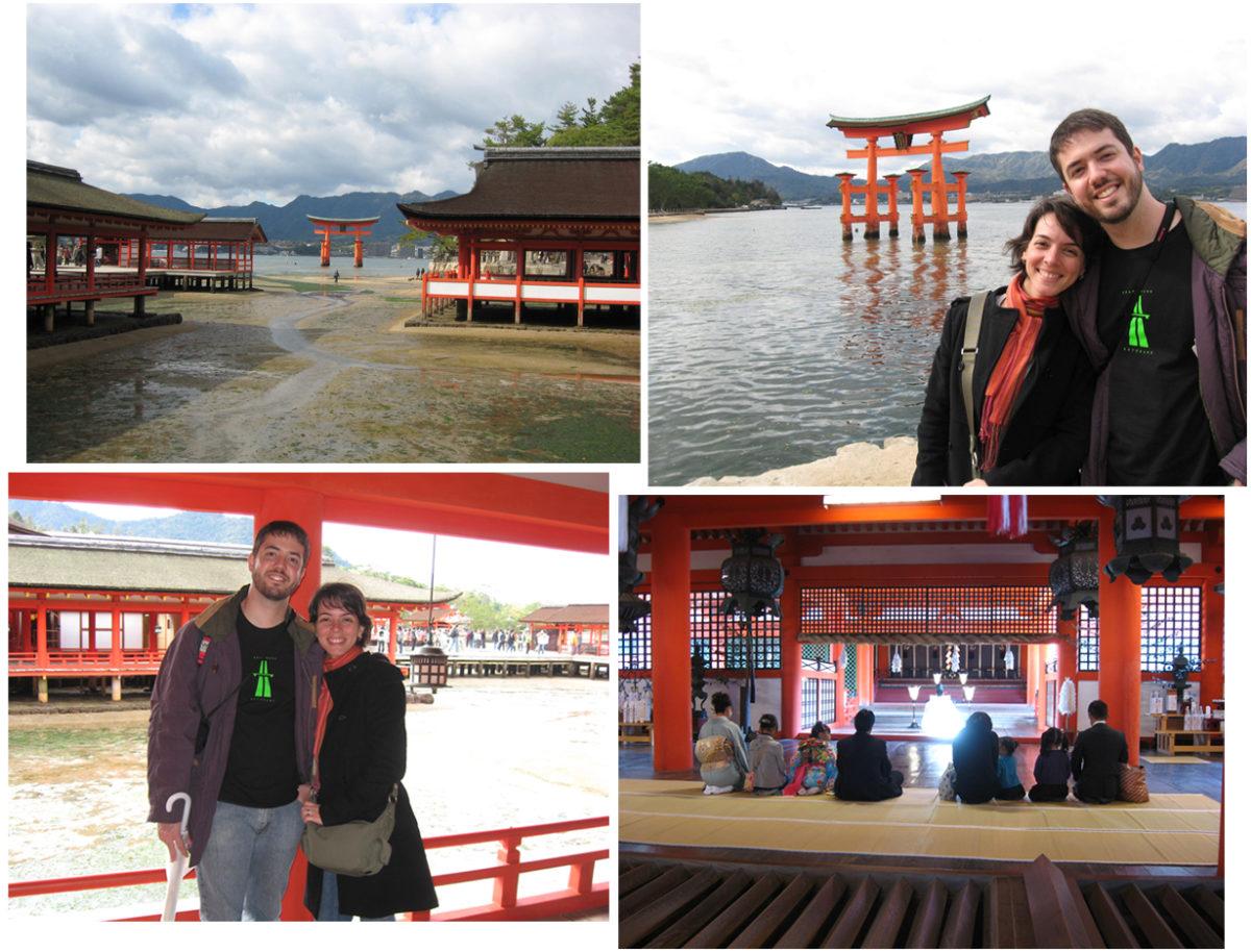 miyajima-templo