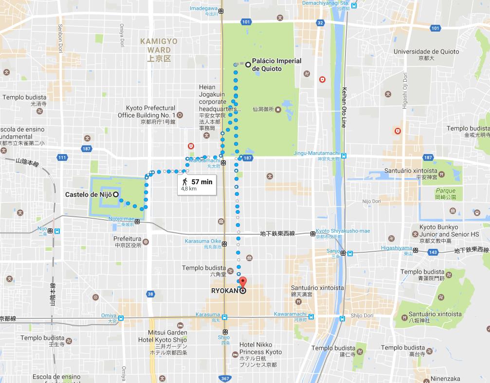Hirashin Ryokan map 4