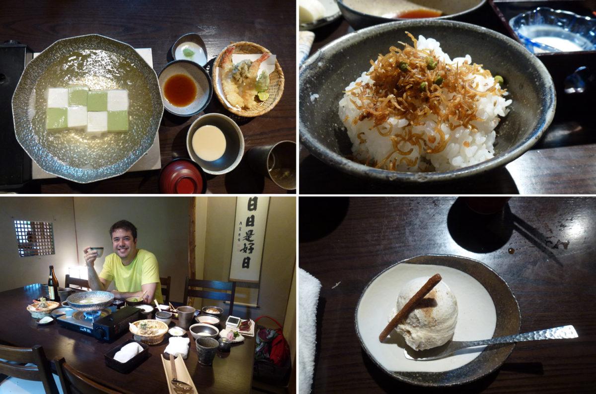 Arashiyama tofu 3